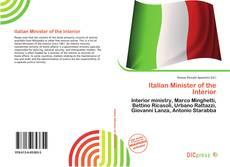 Portada del libro de Italian Minister of the Interior