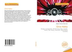 Bookcover of Gina Haley