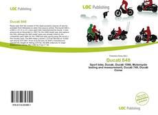 Bookcover of Ducati 848