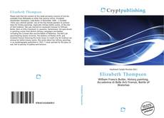 Bookcover of Elizabeth Thompson