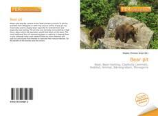 Bear pit的封面