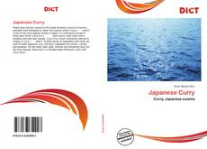 Bookcover of Japanese Curry