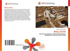 Capa do livro de Mikey Smith