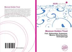 Bookcover of Mexican Golden Trout
