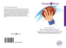 2011 Hong Kong Sevens kitap kapağı