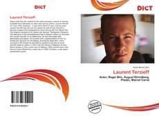 Portada del libro de Laurent Terzieff