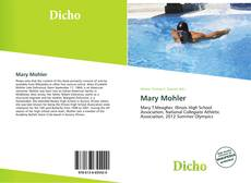 Bookcover of Mary Mohler