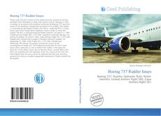Bookcover of Boeing 737 Rudder Issues