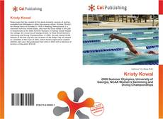 Bookcover of Kristy Kowal