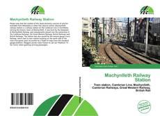 Borítókép a  Machynlleth Railway Station - hoz
