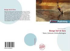 Bookcover of Borgo Val di Taro