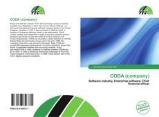 Copertina di CODA (company)