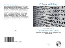 Bookcover of Instructions per cycle