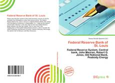 Couverture de Federal Reserve Bank of St. Louis