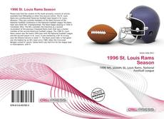 Copertina di 1996 St. Louis Rams Season