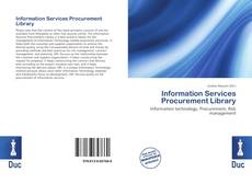 Обложка Information Services Procurement Library