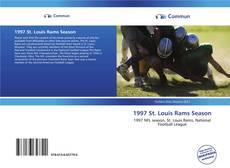 Обложка 1997 St. Louis Rams Season