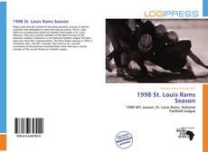 Copertina di 1998 St. Louis Rams Season