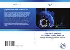 Copertina di Differences between Malaysian and Indonesian