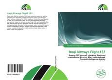 Portada del libro de Iraqi Airways Flight 163