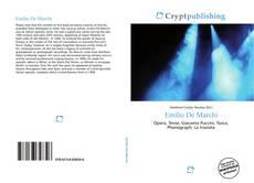 Portada del libro de Emilio De Marchi