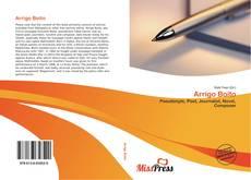 Bookcover of Arrigo Boito