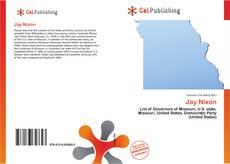 Bookcover of Jay Nixon