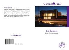 Buchcover von Erie Panthers