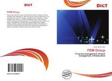 Bookcover of FDM Group