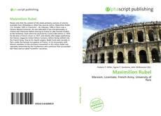 Bookcover of Maximilien Rubel