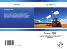 Bookcover of Ferguson TE20
