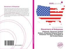 Buchcover von Governors of Arkansas