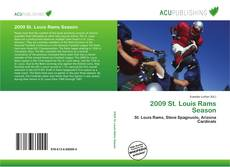 Borítókép a  2009 St. Louis Rams Season - hoz