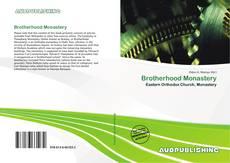 Brotherhood Monastery kitap kapağı