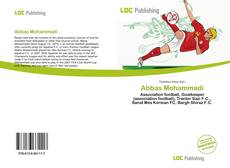 Capa do livro de Abbas Mohammadi