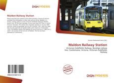 Couverture de Maldon Railway Station