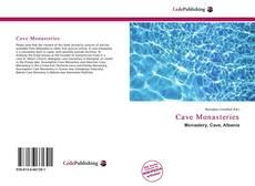 Portada del libro de Cave Monasteries