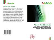 Abigail Scott Duniway的封面