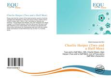 Bookcover of Charlie Harper (Two and a Half Men)