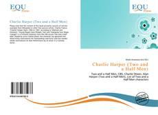 Portada del libro de Charlie Harper (Two and a Half Men)