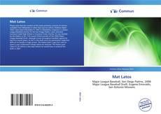 Mat Latos的封面