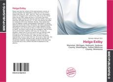 Borítókép a  Helga Estby - hoz