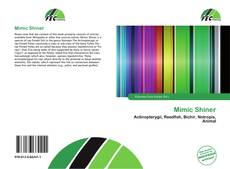 Bookcover of Mimic Shiner