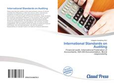 International Standards on Auditing kitap kapağı