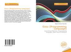 Обложка Gosu (Programming Language)