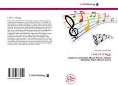 Bookcover of Lionel Rogg
