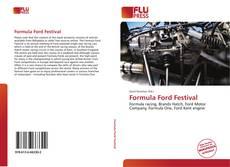 Capa do livro de Formula Ford Festival