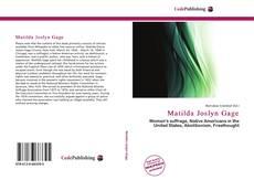 Buchcover von Matilda Joslyn Gage