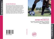 Bookcover of Jordan Henderson