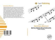 Portada del libro de David Gans (Musician)